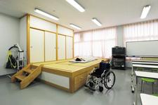 介護実習室 入浴実習室
